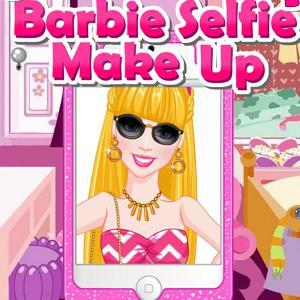Barbie Selfie Make Up