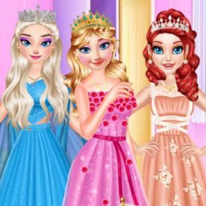Disney Dress Up Games