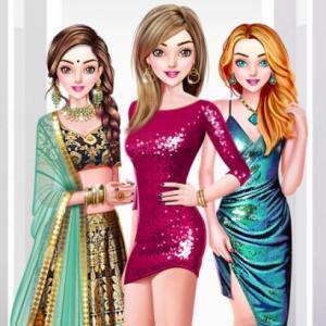 Girls Dress Up