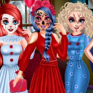 Princess Halloween Party Prep