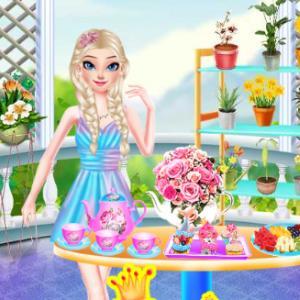 Princess Happy Tea Party Cooking