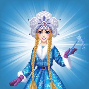 Snegurochka - Russian Ice Princess