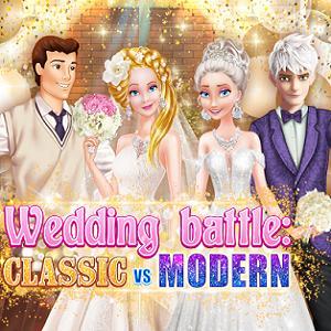 Wedding Battle Classic VS Modern
