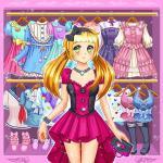 Anime Dress Up Fantasy Dress Up