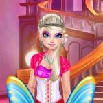 Design A Dress For Elsa