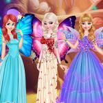 Disney Princess Fairy Style