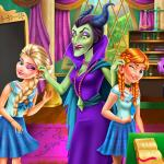 Elsa And Anna Highschool Fashion