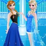 Elsa And Anna Prom Makeover