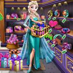 Elsa Gifts Shopping