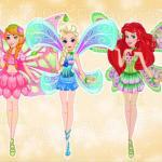 Elsa Princess Winx Style