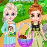 Frozen Baby Happy Easter