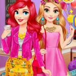 Frozen Elsa Dorm Party