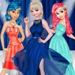 Princess At Fashion Week