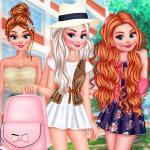 Princesses Impress Your School Crush
