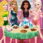 Princesses Summer Chafing Dish