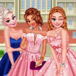 Prom At The Princess College